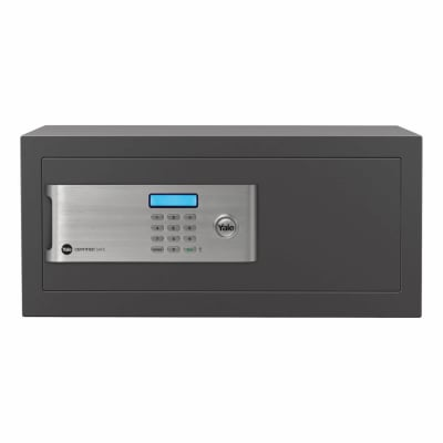 Yale® Certified Laptop Safe - 200 x 480 x 350mm - Grey