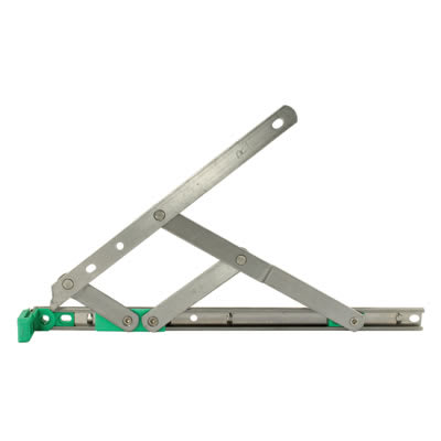 Egress Only Friction Hinge - uPVC/Timber - 13mm Stack - 16 inch / 400mm - Side Hung - Pair