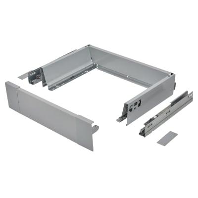 Blum TANDEMBOX ANTARO Internal Drawer - BLUMOTION - (H) 84mm x (D) 270mm x (W) 450mm - Grey
