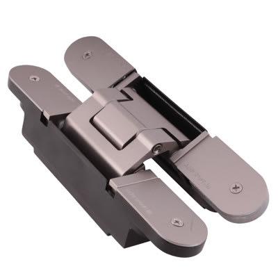 Simonswerk Tectus TE340 3D Hinge - 160 x 28mm - Stainless Steel - Pair
