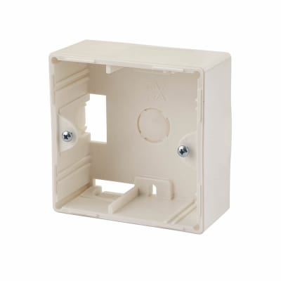 GEZE LTA Back Box for Flush Mounted Switches
