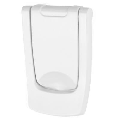 Hoppe Designer Knocker - 110 x 74mm - White