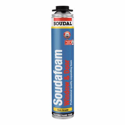 Soudal Soudafoam Window & Door - 750ml - Gun Grade