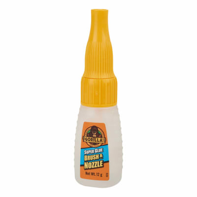 Gorilla Brush and Nozzle Super Glue - 12ml