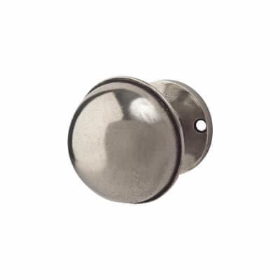 Finesse Beamish Door Knob - Pewter