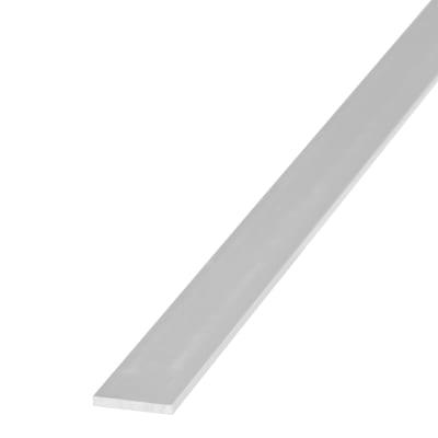 1000mm Flat Bar - 15 x 2mm - Anodised Aluminium