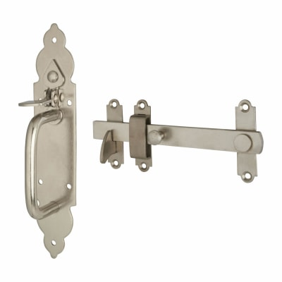 Gothic Suffolk Thumb Latch - 150mm - 316 Stainless Steel