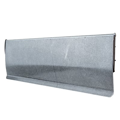 Olde Forge Letter Tidy - 355 x 127mm - Pewter