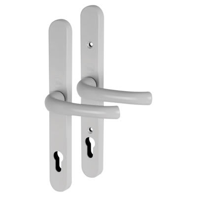 Yale® - uPVC Universal handle - 92mm centres - White