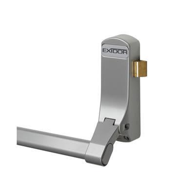 Exidor 296 Single Door Panic Latch - Timber