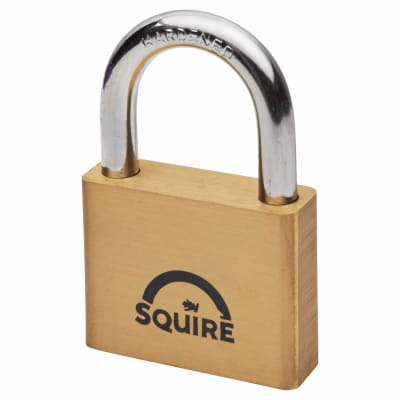 Squire Lion Open Shackle Padlock - 60mm