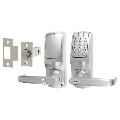 Codelocks CL5010 Electronic Lock - Brushed Steel