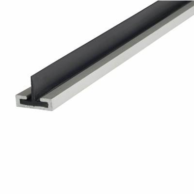 Sealmaster PEFC Wiping Seal - 2100mm - Satin Anodised Aluminium