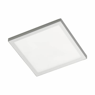 Sensio Alti Prismatic Under Cabinet LED Light - Square - Silver - Warm White