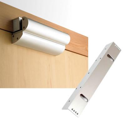 Architectural Z and L Bracket - Slimline Magnet