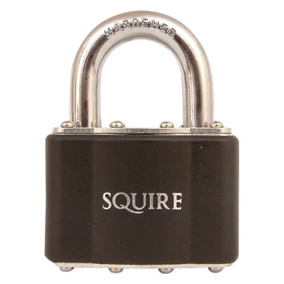 Squire Stronglock Padlock - 51 x 29mm - Keyed to Differ