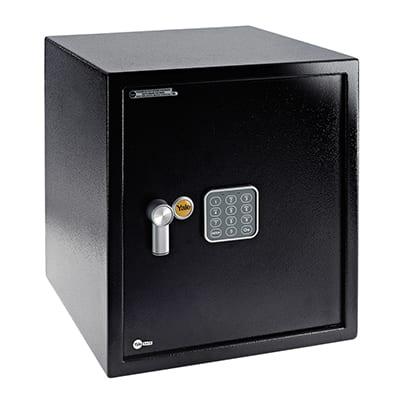 Yale® Office Safe  - 360 x 350 x 390mm - Black