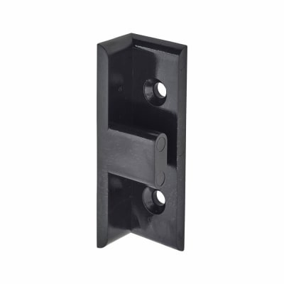Keku AD 15 Double Partition Fitting - Black - Pack 10