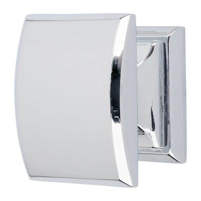 Egar Cabinet Knob - Polished Chrome