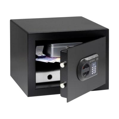 Burg Wächter H 1 E HomeSafe Electronic Safe - 278 x 402 x 376mm - Black