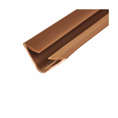 Lorient IS1212 Batwing Acoustic and Smoke Seal - 12 x 12 x 2100mm - Light Brown - Pack 5