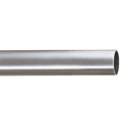 40mm Handrail system - Brushed Nickel- 40mm x 1800mm