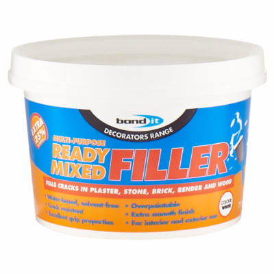 Bondit Ready Mixed Filler - 750g - White
