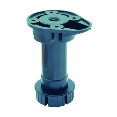 Pro Series Kitchen, Bedroom & Shopfitting Cabinet Adjustable Leg - 100-130mm - Pack 4