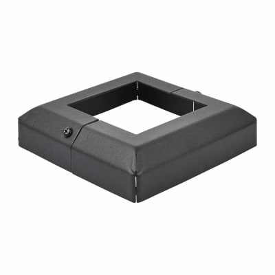 Metal Base Plate Cover - 75mm