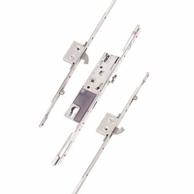 Yale Doormaster™ PAS3621:2011 uPVC Multipoint Door Lock - 35mm Backset 16mm - Faceplate