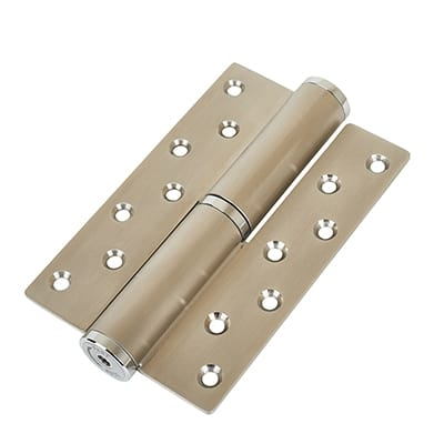 Hydraulic Hinge to suit 40kg Door - Right Hand - Satin Stainless Steel