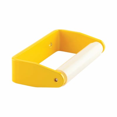Sprung Toilet Roll Holder - Childsplay (Coloured) - 17-21mm Panels - Yellow