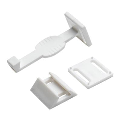 Child Resistant Drawer Catch - Pack 5