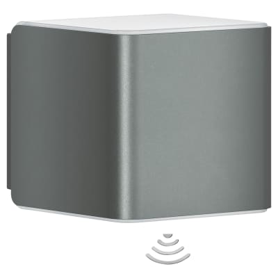Steinel L840 Cubo Outdoor Sensor Light - Anthracite