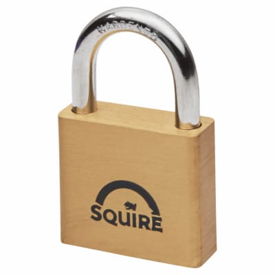 Squire Lion Open Shackle Padlock - 40mm
