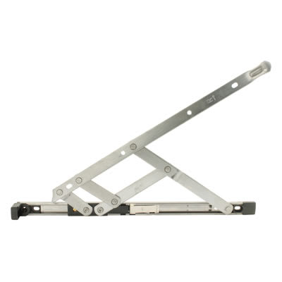 Restrictor Friction Hinge - uPVC/Timber - 16mm Stack - LH 12 inch / 300mm - Side Hung - Pair