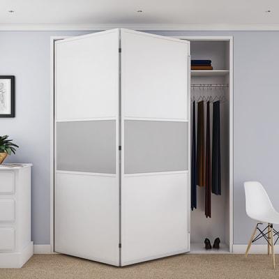 KLÜG Bifold 14 Sliding Door Fitting Pack - 4 Doors 2 Way