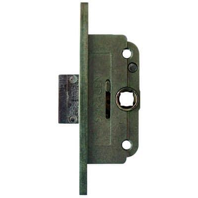 Olde Forge Espagnolette Deadlock - uPVC/Timber - 22mm Backset