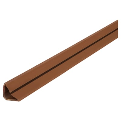 Sealmaster Delta Seal 12x12mm - 2100mm - Brown - Pack 5