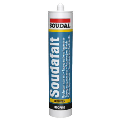 Soudal Roofing Sealant - 310ml - Black