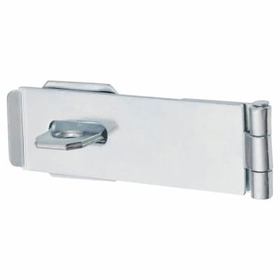 Light Duty Safety Hasp & Staple - 115mm