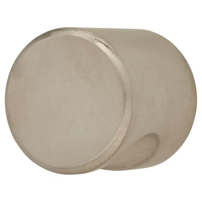 Altro Solid Turned Cabinet Knob - 30mm - Satin Stainless Steel