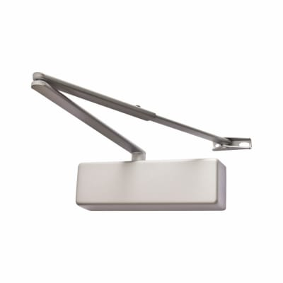 Rutland® TS3204 Door Closer - Silver