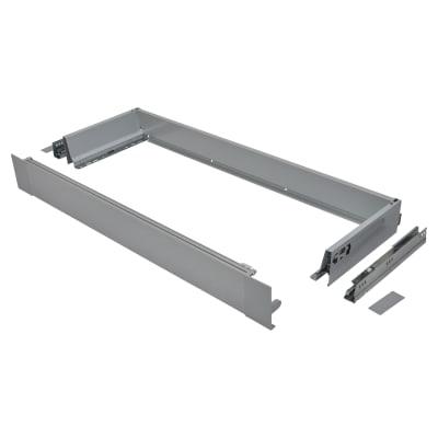 Blum TANDEMBOX ANTARO Internal Drawer - BLUMOTION - (H) 84mm x (D) 270mm x (W) 900mm - Grey