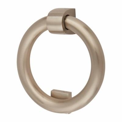 M Marcus Ring Door Knocker - 107 x 77mm - Satin Nickel