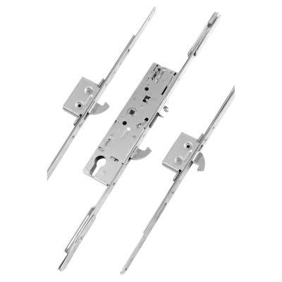 Yale Doormaster™ Pro Timber/Composite Multipoint Door Lock PAS24 - 35mm Backset - 16mm Faceplate
