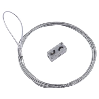 Eaton KwikWire Loop Termination Kit Pack - Wire Rope Thickness 2.5mm x 2m