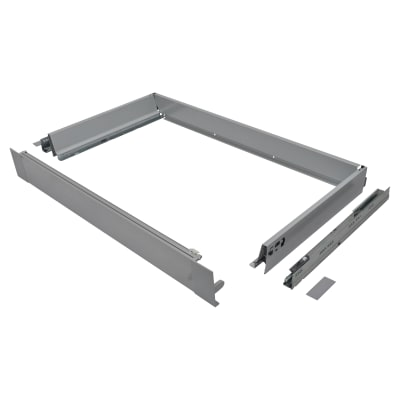 Blum TANDEMBOX ANTARO Internal Drawer - BLUMOTION - (H) 84mm x (D) 450mm x (W) 800mm - Grey