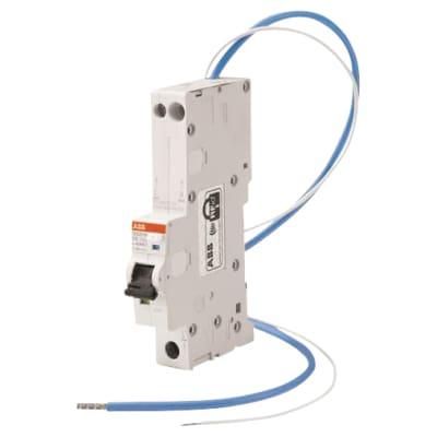 ABB 32A 30mA Single Pole RCBO - Type C
