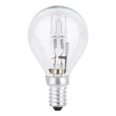 42W SES Golf Ball Lamp - Warm White